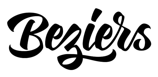 Illustration de base pour les courbes de Bézier